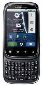 Motorola spice_black_frontopen